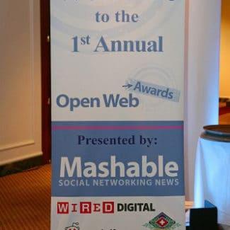 Mashable Web Awards