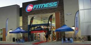 24 Hour Fitness Super Sport Grand Openings