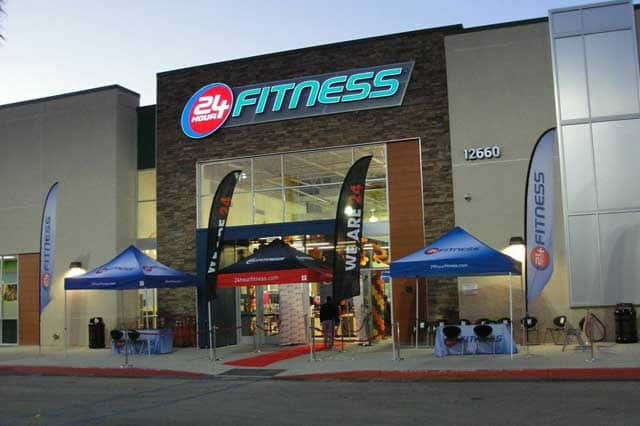 24 Hour Fitness Super Sport Grand Openings Events By Red Carpet