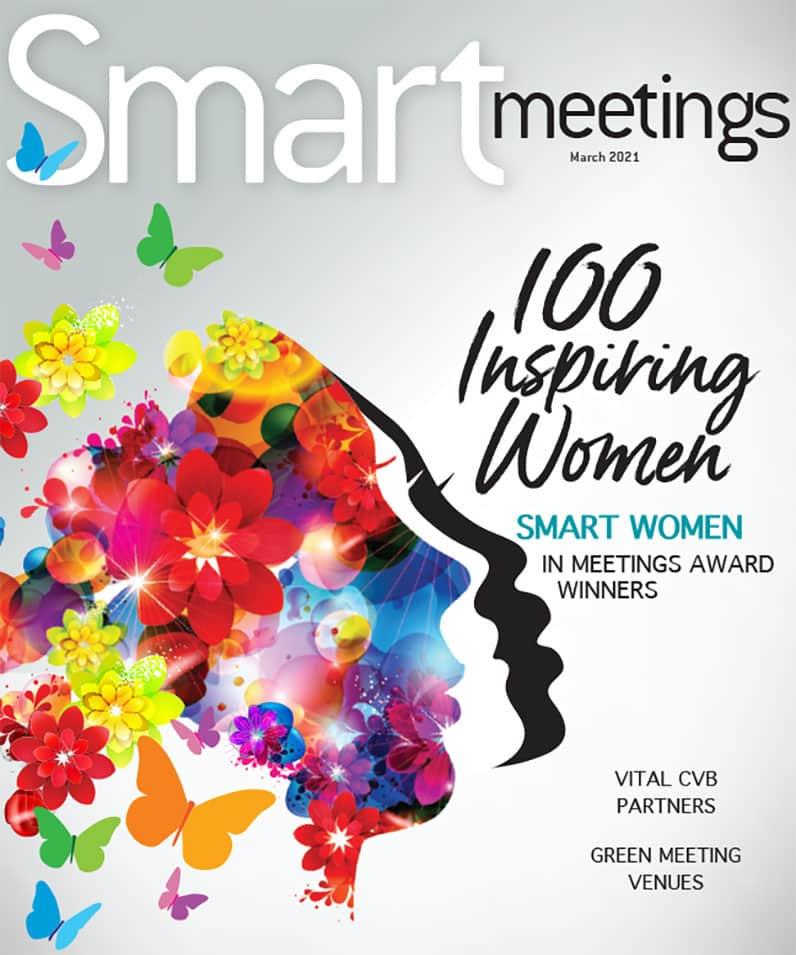 Smart Women in Meetings 2021: Entrepreneur